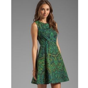 💚NANETTE LEPORE💚MYSTICAL PRINTED DRESS💚